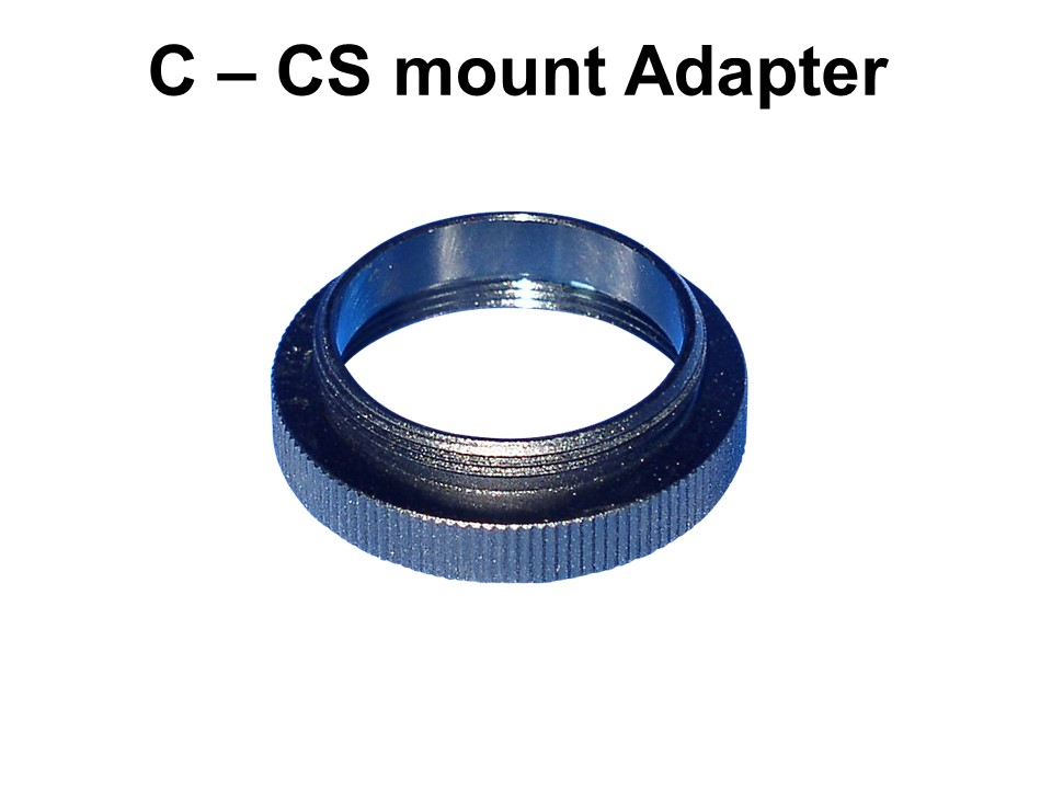 C-CS Mount Adapter