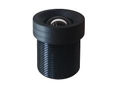 f=25mm Mini Tele Objektiv M12 für Minikameras Winkel 14°