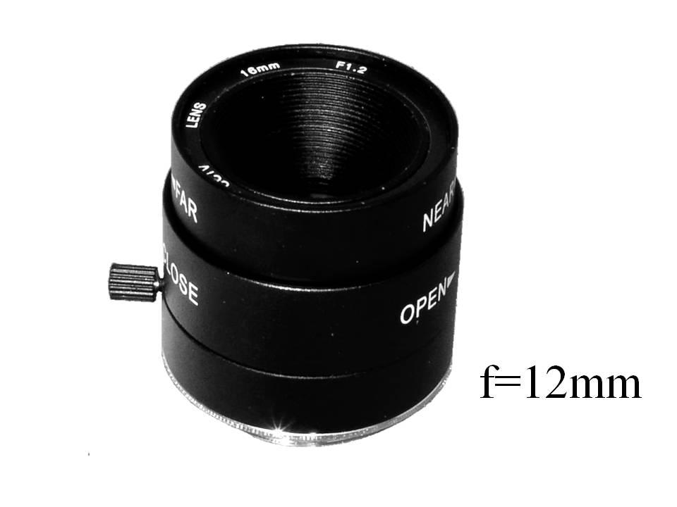 Objektiv Teleobjektiv für Überwachungskamera Videoüberwachung