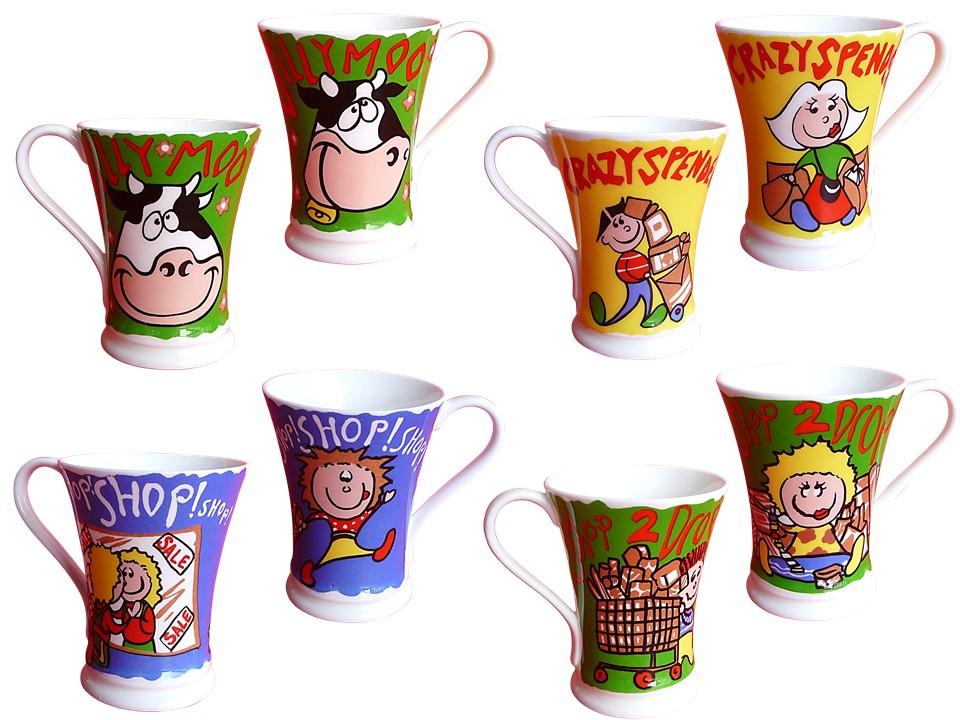 Kindertasse Milchtasse Kaffetasse Teetasse Tasse aus fine bone china porzellan