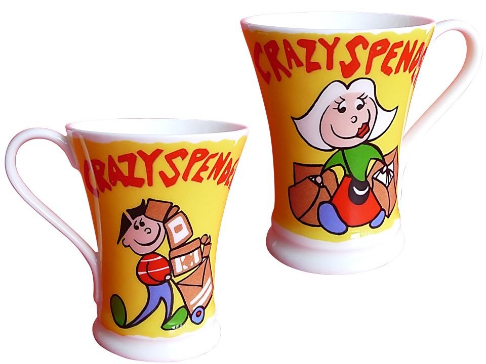 Kindertasse Milchtasse Kaffeetasse Tasse aus fine bone china porzellan