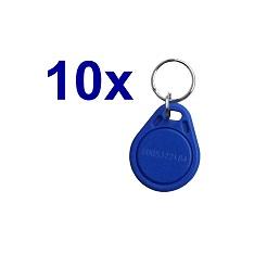 10-Stk RFID-Chips 125kHz Transponder Zutrittskontrolle Türöffner Türsprechanlage