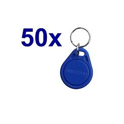 50-Stk RFID-Chips 125kHz Transponder Zutrittskontrolle Türöffner Türsprechanlage