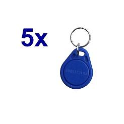 5-Stk RFID-Chips 125kHz Transponder Zutrittskontrolle Türöffner Türsprechanlagen