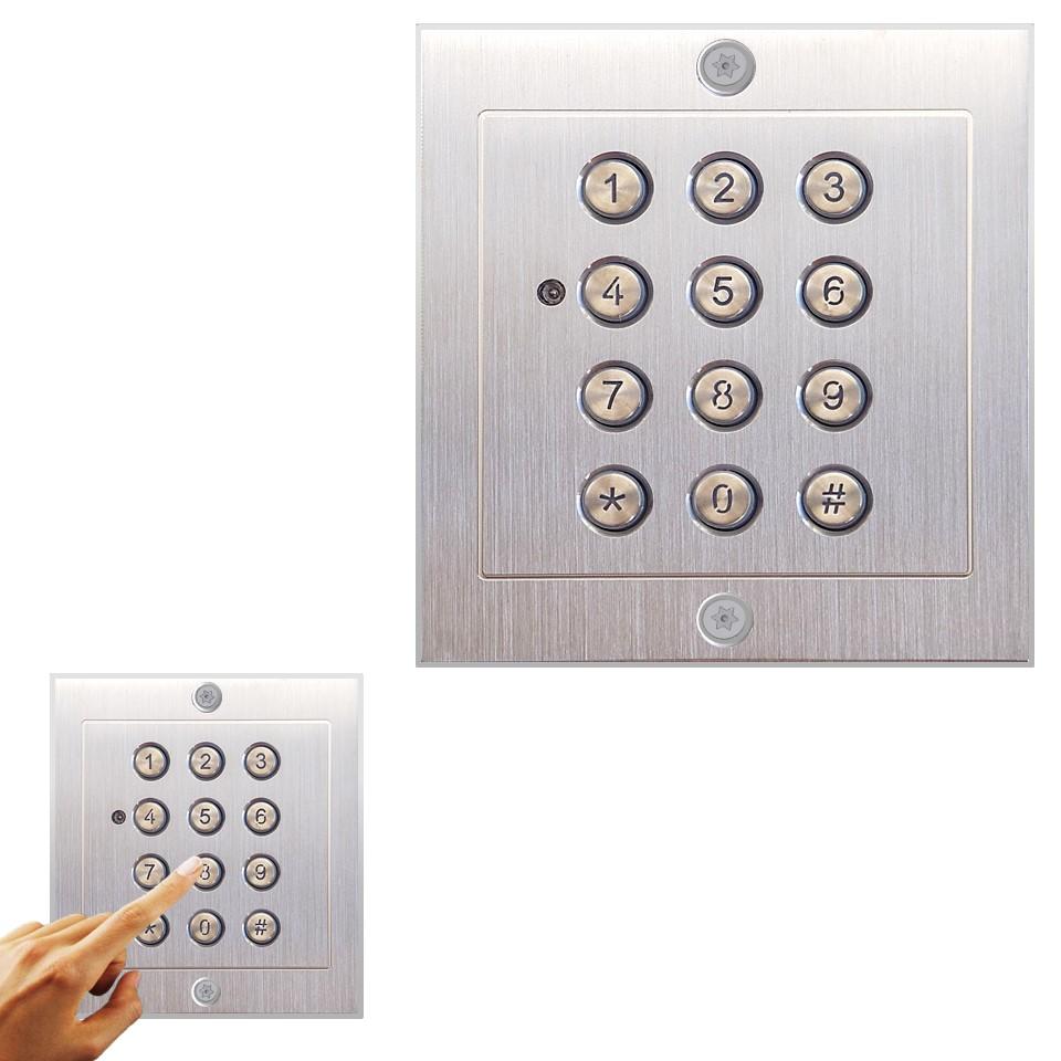 10Stk RFID-Chips 125kHz Transponder Zutrittskontrolle Türöffner Türsprechanlagen