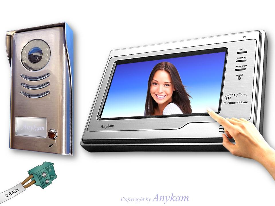 dt591 692 videosprechanlage t rsprechanlage. Black Bedroom Furniture Sets. Home Design Ideas