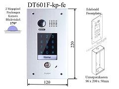DT-601F-KP-fe Türstation Code, Edelstahl, Unterputz