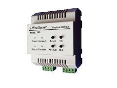 Modul DT-TPS für Anschluss unserer 2-Draht Türsprechanlagen an Telefonanlagen
