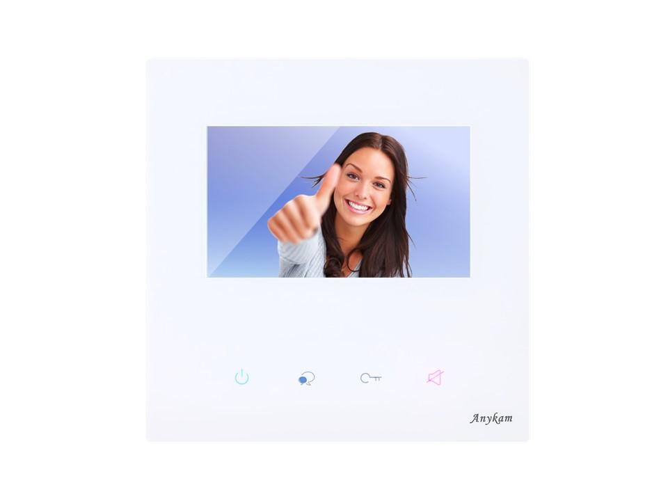 Monitor DX-439 der Videosprechanlage mit 2Draht Technik