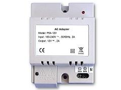 Türöffner Trafo PS4-12, 12V DC Transformator 2000mA Türsprechanlagen