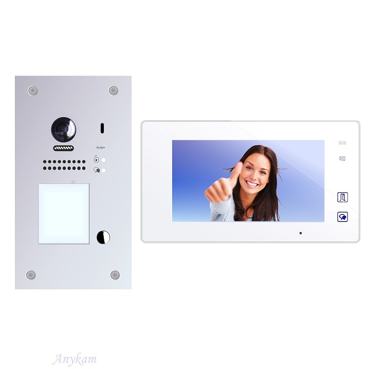 DT607F-S1+ DT47MW Videosprechanlage Türanlage Gegensprechanlage RFID Türöffner