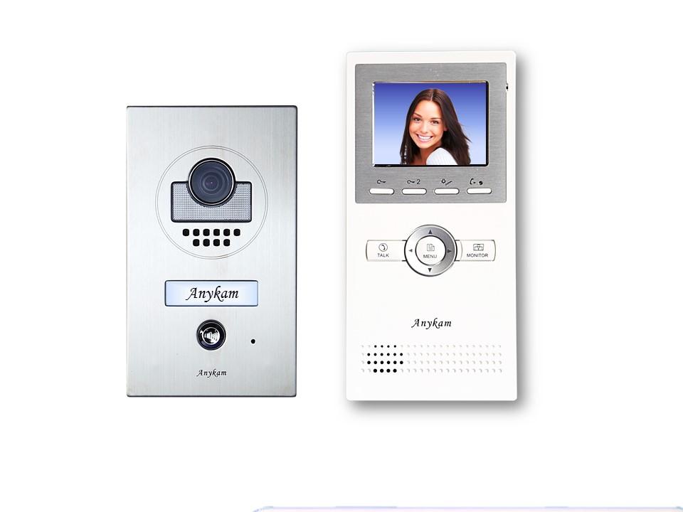 video t rsprechanlage 2 draht klingelanlage bustechnik kamera monitor dt597 dt16 ebay. Black Bedroom Furniture Sets. Home Design Ideas