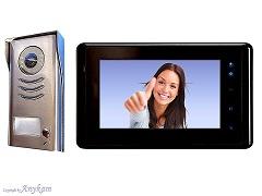 DT591+ DT27B Video Türsprechanlage Gegensprechanlage Kamera Klingel 2-Draht