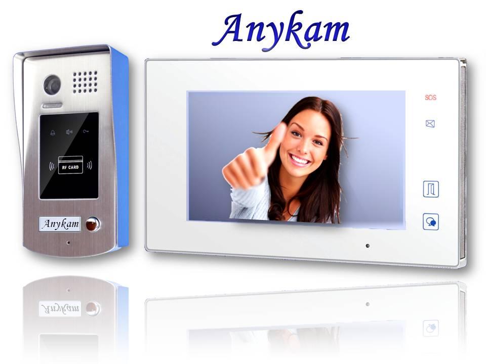 videosprechanlage gegensprechanlage 2 draht speicher rfid t r ffner 596id 47mw. Black Bedroom Furniture Sets. Home Design Ideas