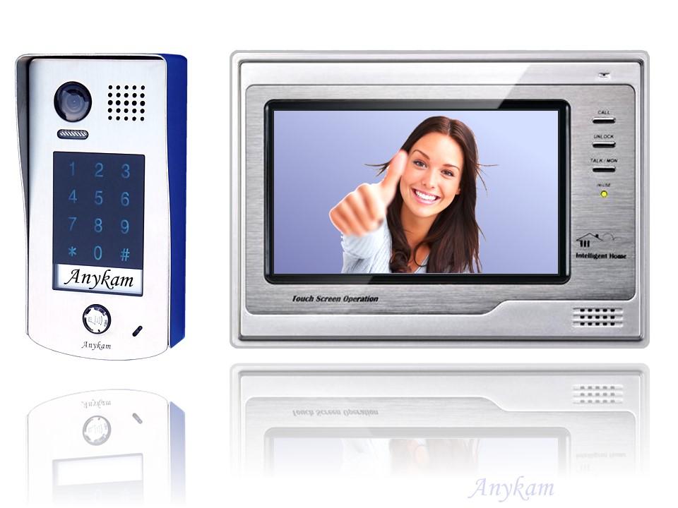 video t rsprechanlage keypad zutrittskontrolle. Black Bedroom Furniture Sets. Home Design Ideas