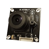 Hochauflösende HD Weitwinkelkamera 105Grad Blickwinkel für DT Aussenstationen